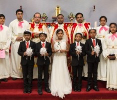 Mission Together: First Holy Communion