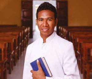 Timor Leste, seminarian