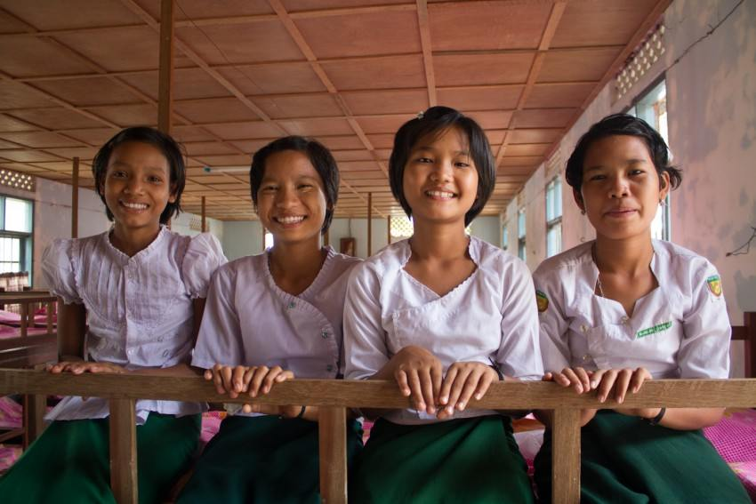 Secondary school, Asia