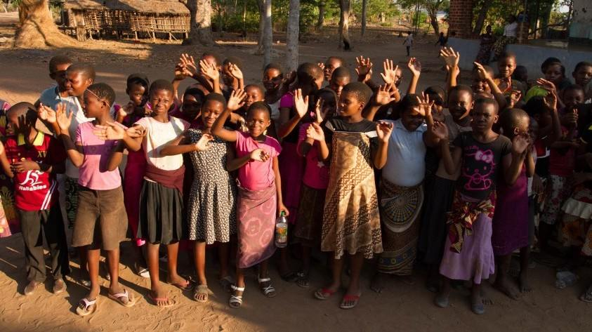 Africa, children, Mission Together