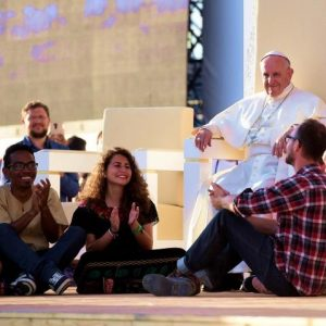 Pope Francis, youth, World Youth Day, Poland