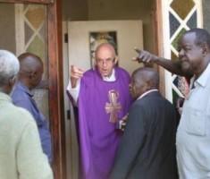 Guardian of Mill Hill Parish in Kenya killed