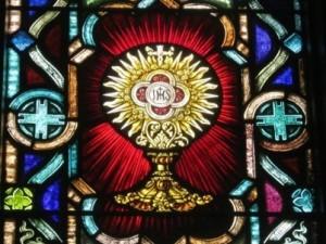 Eucharist is mission