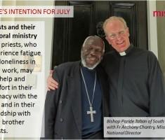 Pope Francis – July Prayer Intention