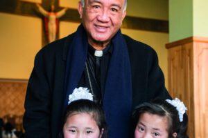 RIP Bishop Wenceslao Padilla, first Bishop of Mongolia