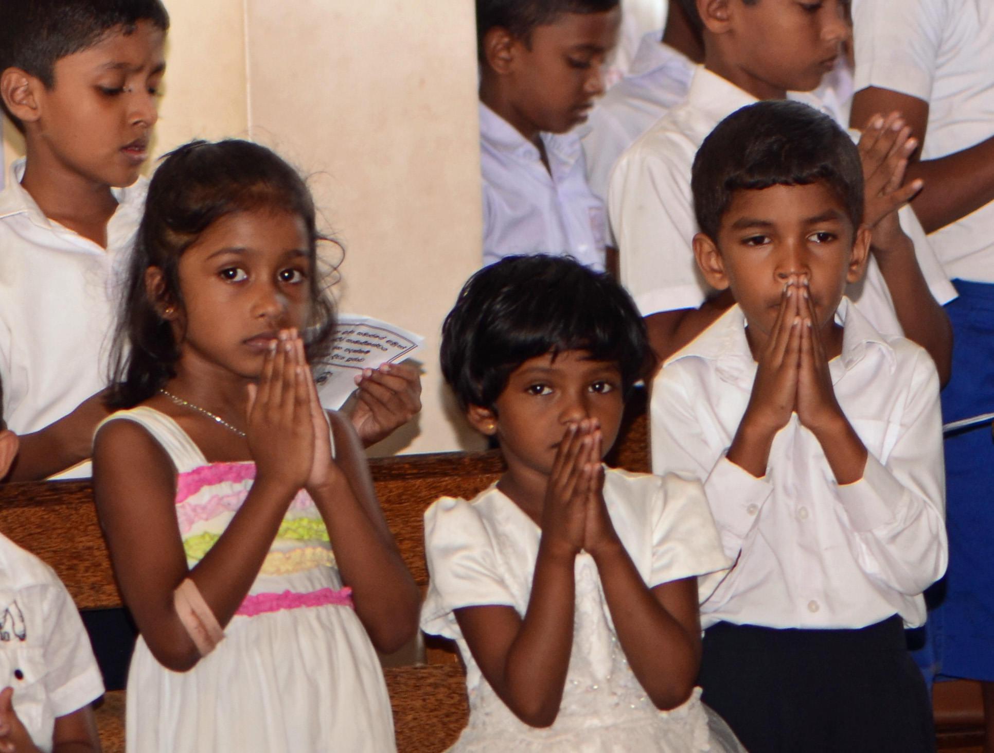 Prayers for Sri Lanka