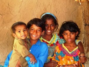A 'Village Children' programme is conducted on an annual basis