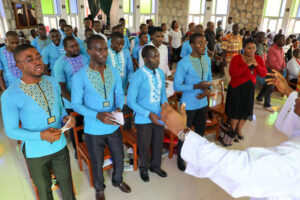 Mill Hill Update: Flourishing vocations in Bamenda