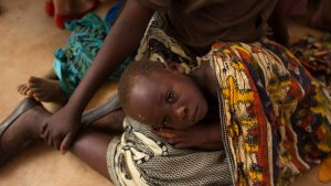 Children who are sick stand a better chance thanks to the clinic.