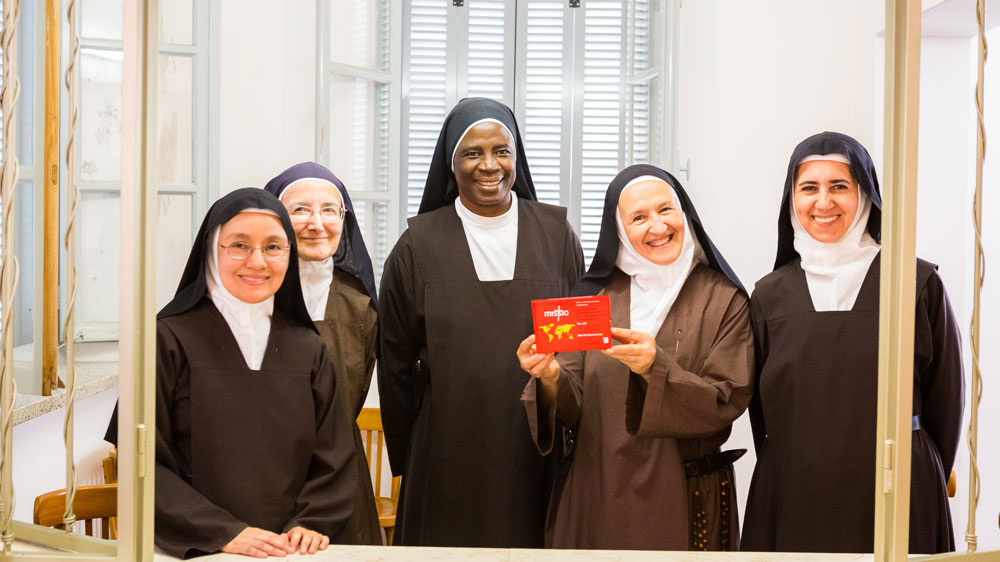 The Sisters of Mt Carmel