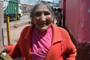 Coronavirus: solidarity and support in Peru