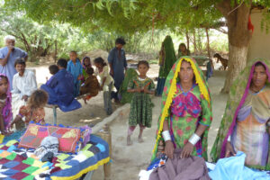 Coronavirus: Living the spirit of Easter in Pakistan
