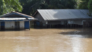 Widespread flooding compounds the crisis