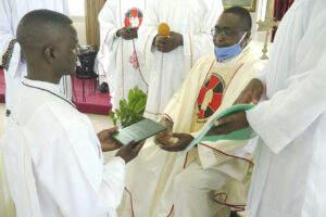 Cameroon: Seminarians take the next step towards priesthood