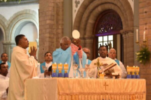 Hello from Sri Lanka: a letter from Our Lady of Lanka