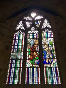 A window from Dewsbury Minster