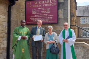 Celebrating Hugh: 50 years of service