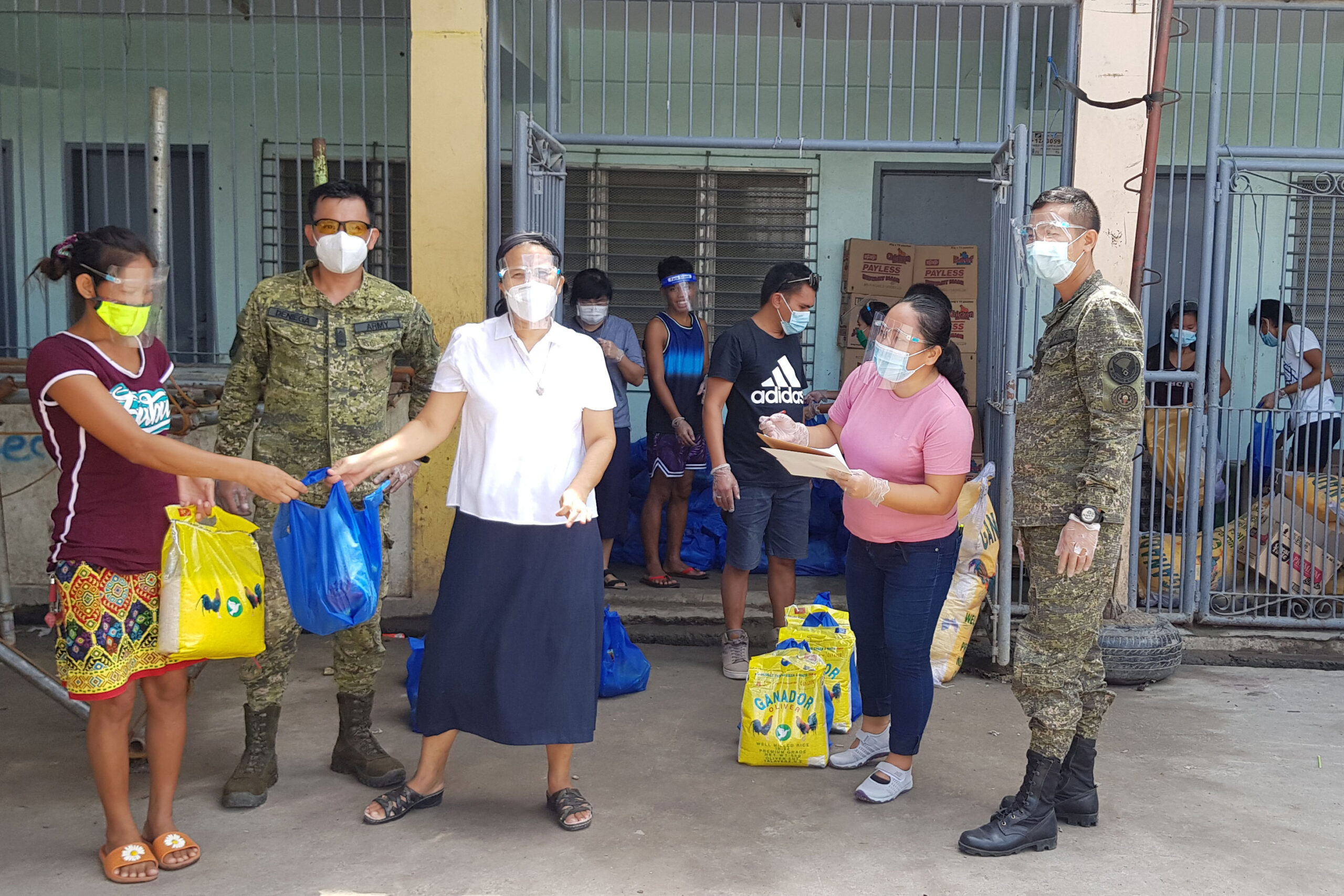 Badjao Ministry, Philippines: please continue to walk with us