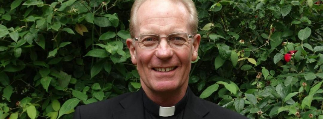 Fr Anthony Chantry, National Director, Missio